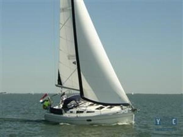 Hunter 356 gitana 12