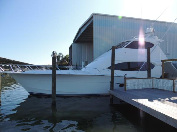 Hatteras 64 EB  Low Hours!!