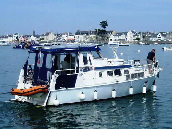 Meta Trawler 33 AYC Yachtbroker - Meta Trawler 33