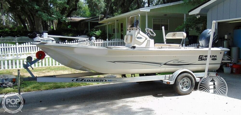 Carolina Skiff JVX18CC 2016 Carolina Skiff JVX 18 CC for sale in Fernandina Beach, FL