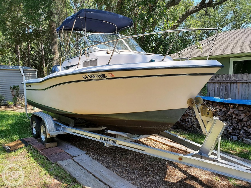 Grady-White Adventure 208 2007 Grady-White 208 Adventure for sale in Saint Marys, GA