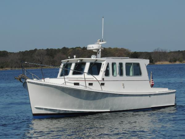Seaworthy Sedan BHM 32