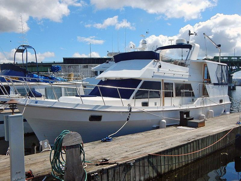 Ponderosa 42 Sundeck Trawler