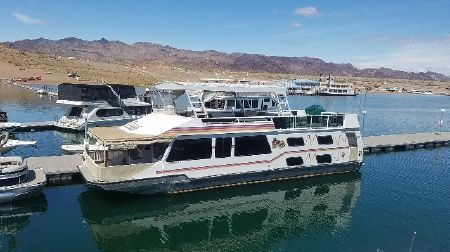 1998 Fun Country 14 X 56 House Boat, Las Vegas Nevada