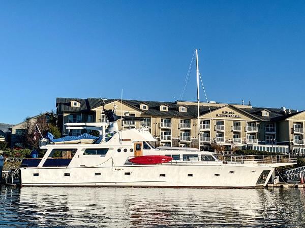 Custom Motor Yacht