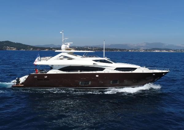 Sunseeker 30M Yacht Sunseeker 30 Metre Yacht
