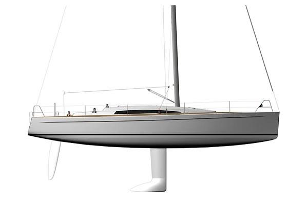 Sly Yachts 42 Manufacturer Provided Image: Sly 42