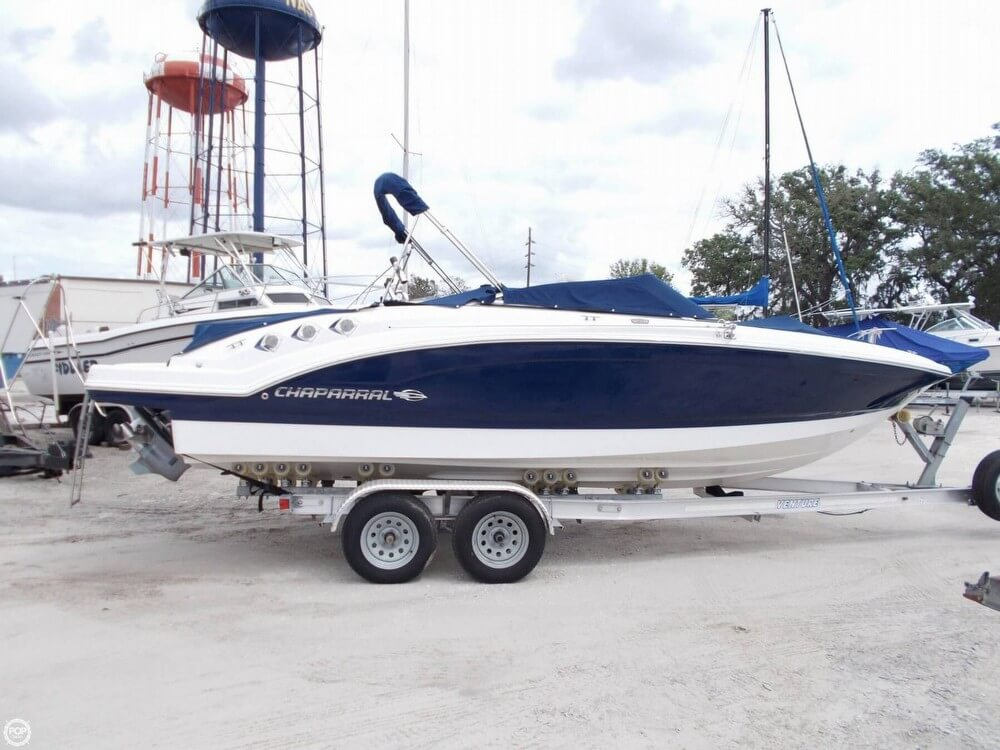 Chaparral 246 SSi 2012 Chaparral 246SSi for sale in Jacksonville, FL