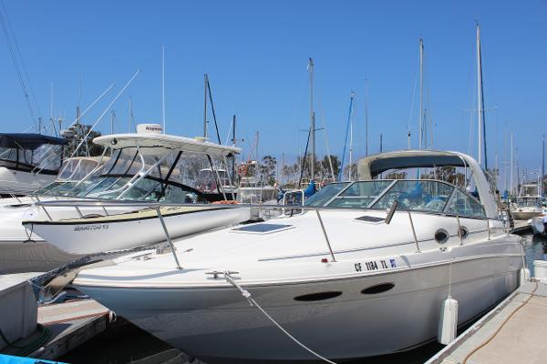 Sea Ray 290 Amberjack Port profile