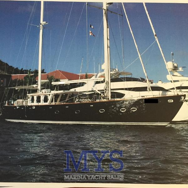 North Wind 76 Motorsailer