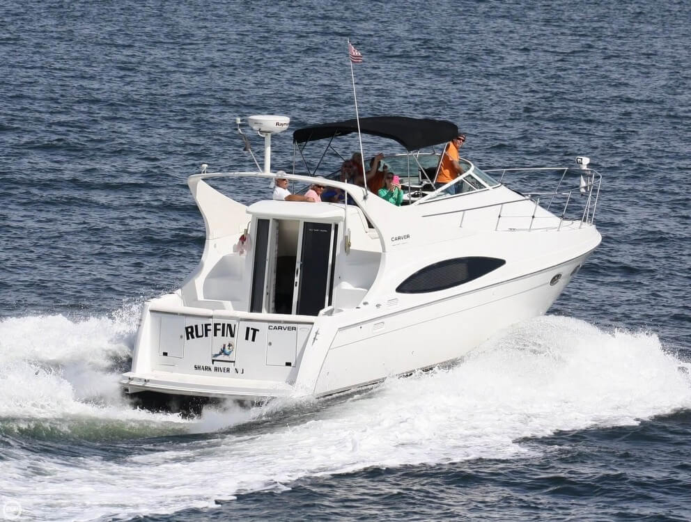 Carver 350 Mariner 1998 Carver Mariner 350 for sale in Neptune, NJ