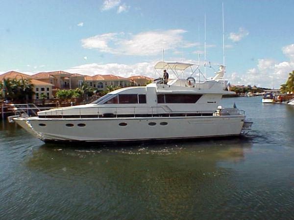Posillipo Motor Yacht