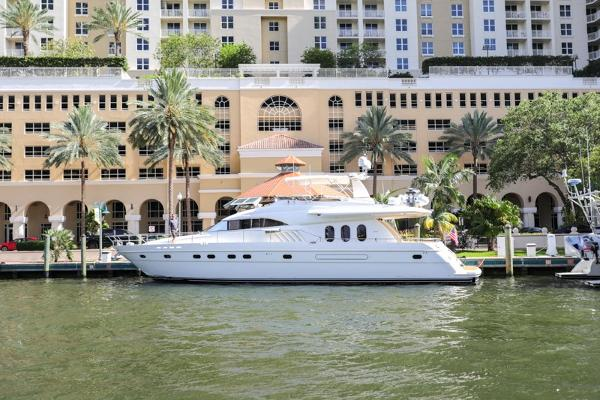 Viking Princess 72 Motor Yacht Main Photo