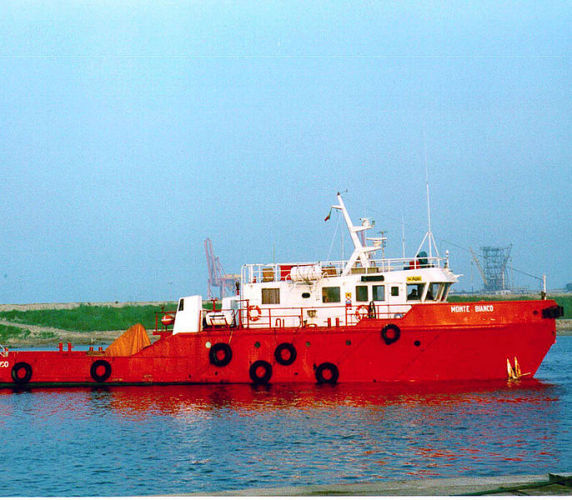 Commercial Vessel Crew Boat 6 Photo 1