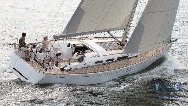 Dufour Yachts 45 Performance Sans titre-9