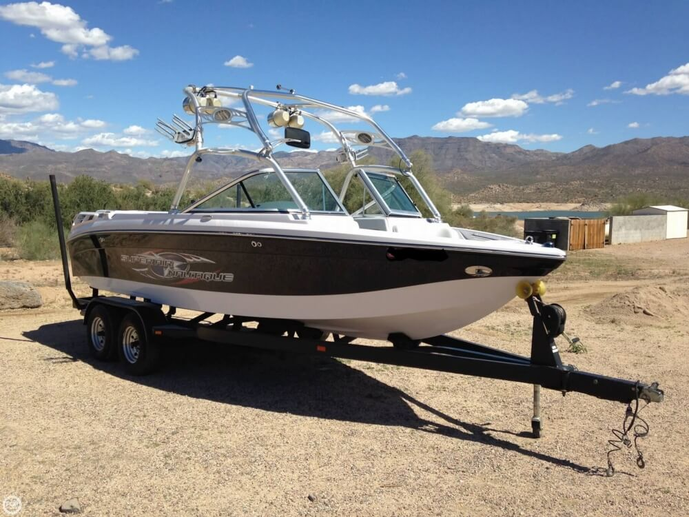 Correct Craft Super Air Nautique 220 2007 Correct Craft SUPER AIR NAUTIQUE 220 for sale in Carefree, AZ
