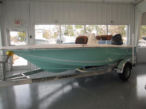 Tidewater Boats 170CC