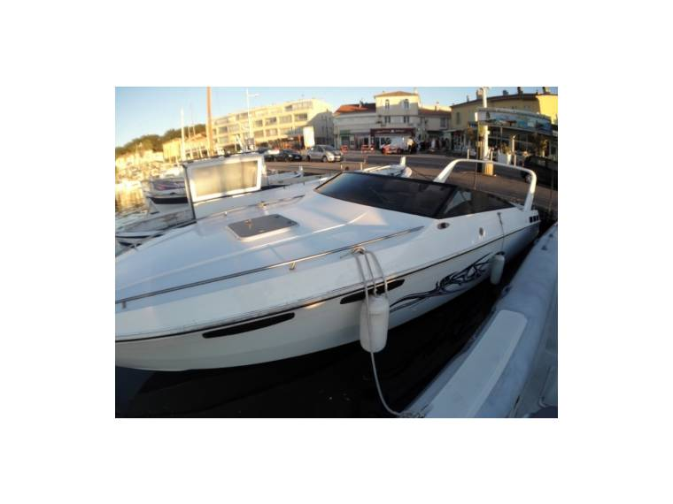 CHRIS CRAFT BOATS USA CHRIS CRAFT 260 STINGER HY44813
