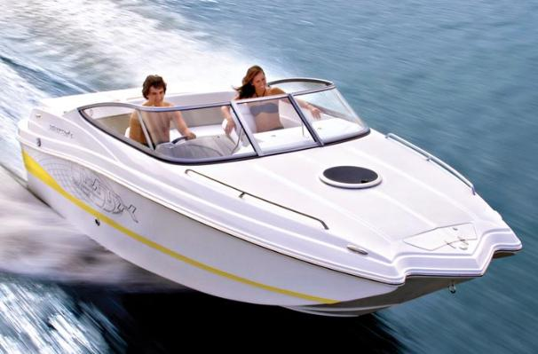 Rinker Captiva 220 MTXC Manufacturer Provided Image