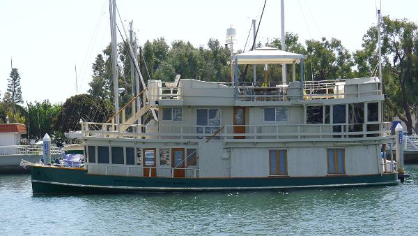 Garbott-Walsh Converted ferry boat
