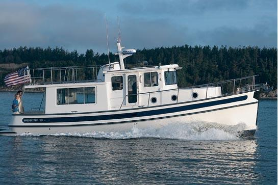 Nordic Tugs 39 SISTERSHIP, OPTIONS NOT SHOWN