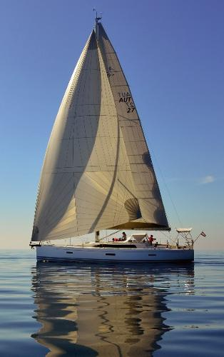X-Yachts Xp 44 Manufacturer Provided Image: X-Yachts Xp 44 Side View