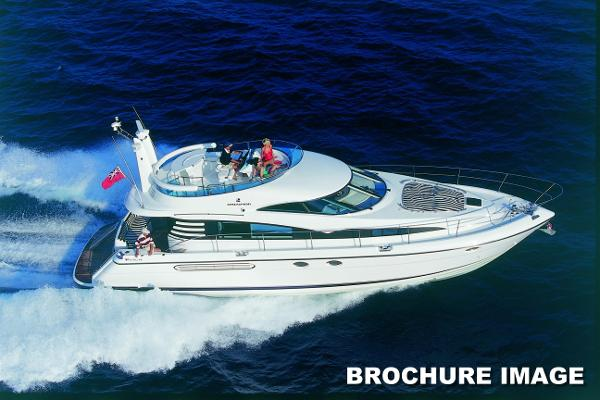 Fairline Squadron 52 Fairline Squadron 52 1997