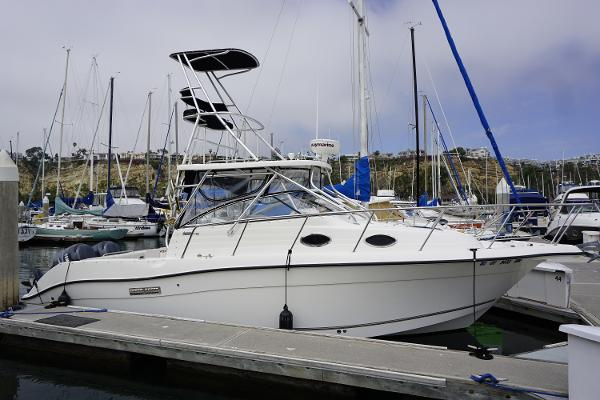 Seaswirl Striper 2901 Starboard profile