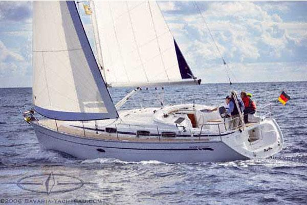 Bavaria 37 Cruiser Manufacturer Provided Image: 37 Cruiser