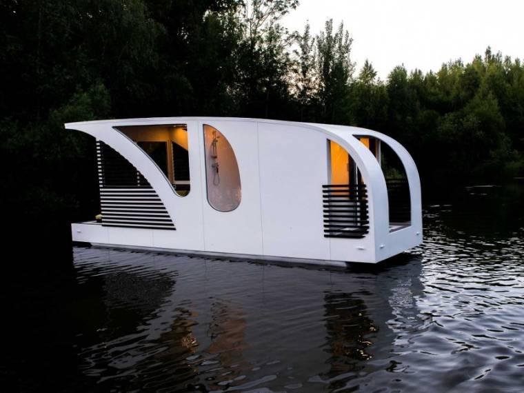 Floatnest Houseboat MINI Luxury Floating House