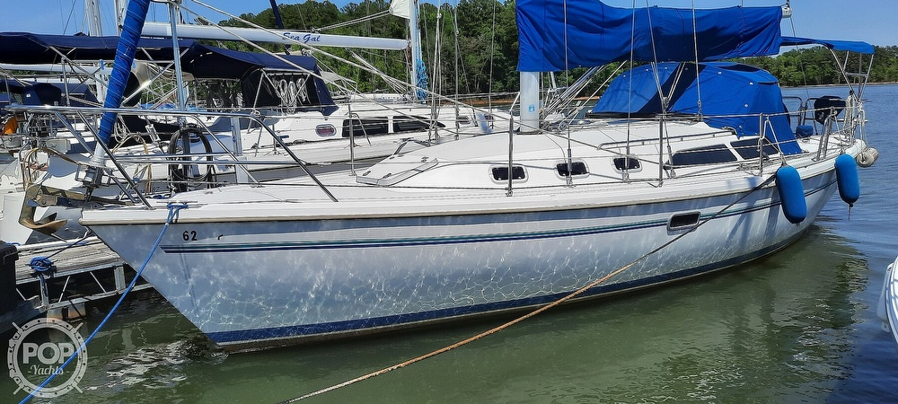 Catalina 34 MkII 1998 Catalina 34 MKII for sale in Townsville, NC