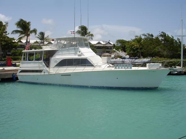 Ocean Yachts Sunliner 1984 55' Ocean Yachts Sunliner