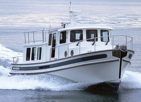 Nordic Tugs 34 Manufacturer Provided Image
