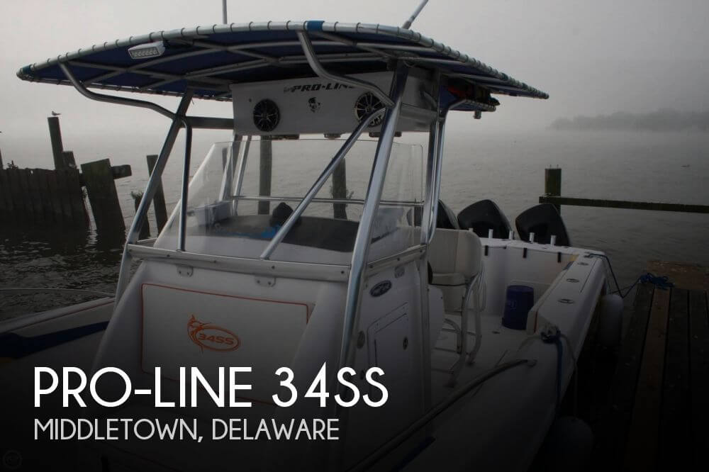 Pro Line 34SS 2000 Pro-Line 34SS for sale in Perryville, MD
