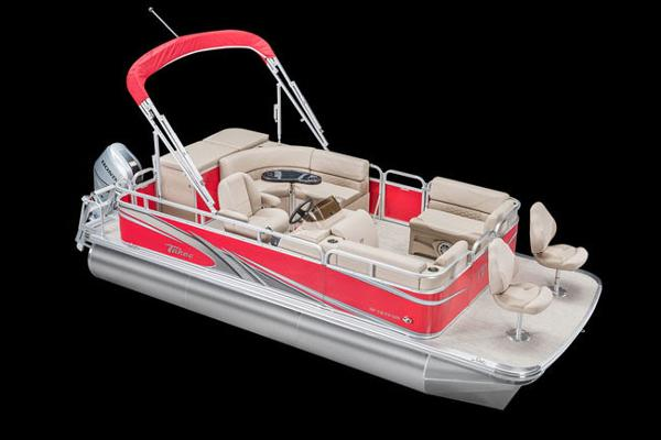 Tahoe Pontoon Sport Cruise Bow Fish - 20' Manufacturer Provided Image