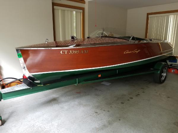 Chris-Craft Racing Runabout
