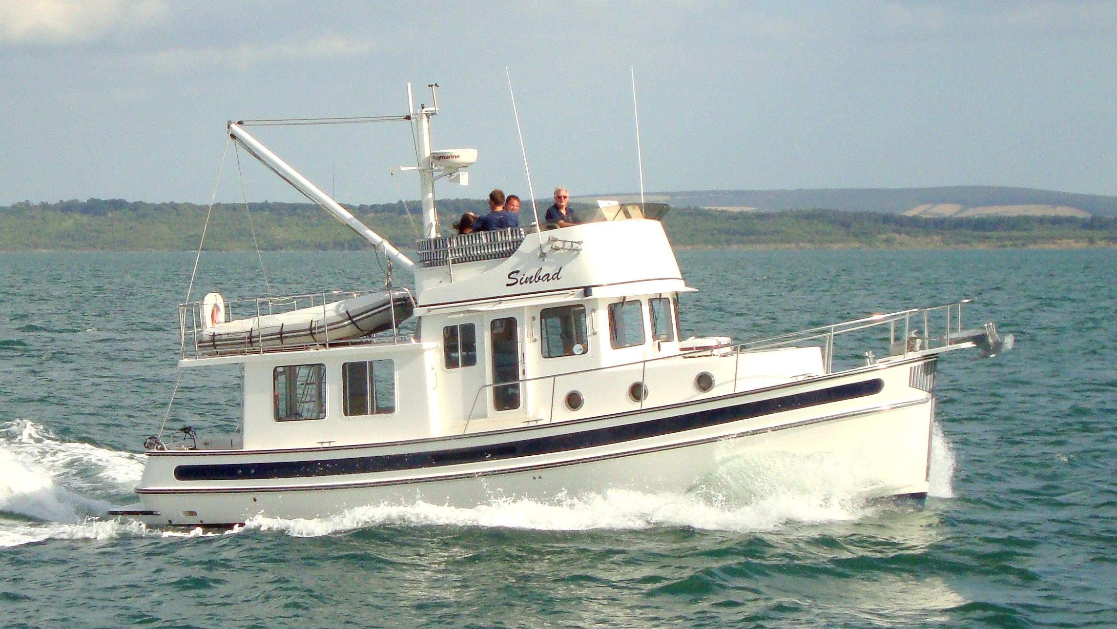 Nordic 37 Flybridge Nordic Tugs 37 Flybridge for sale