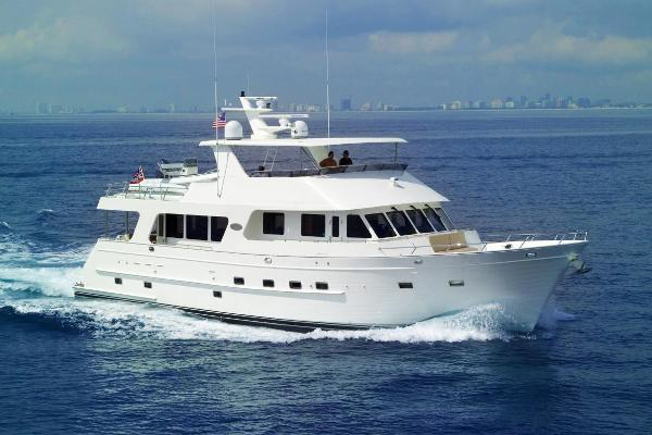 Outer Reef Yachts 750 MY