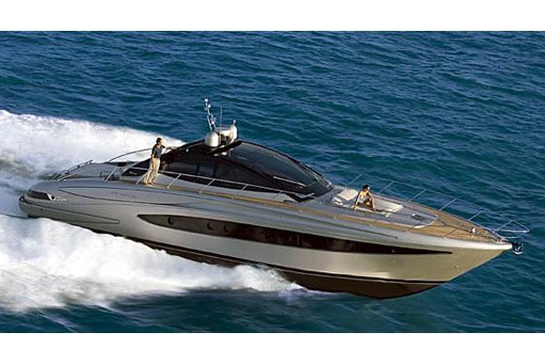 Riva 63' Vertigo Manufacturer Provided Image: Running