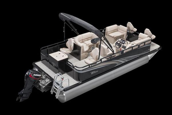 Tahoe Pontoon Sport Fish-N-Cruise - 20'