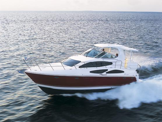 Cruisers Yachts 405 Express Motoryacht Manufacturer Provided Image
