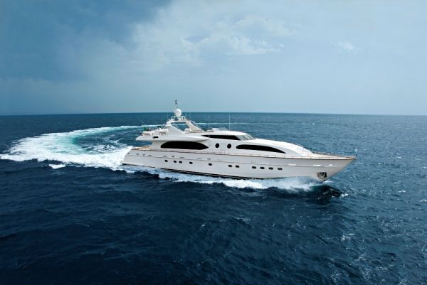 Falcon 115 Motor Yacht (SWJ) Photo 1