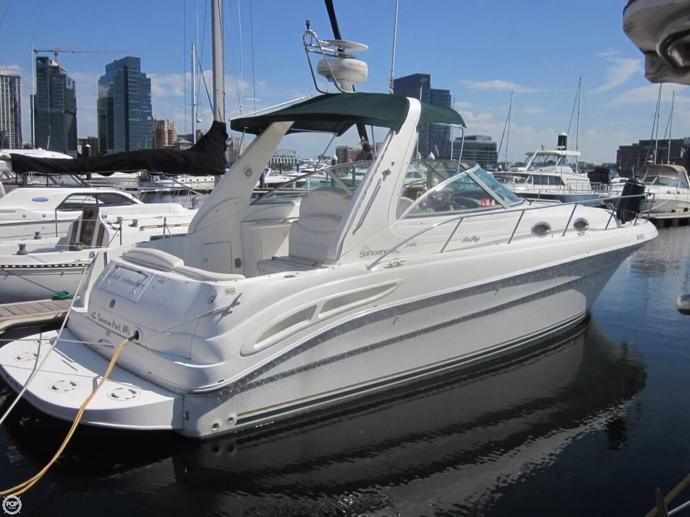 Sea Ray 340 Sundancer 2000 Sea Ray 340 Sundancer for sale in Baltimore, MD