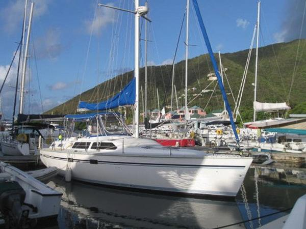 Hunter Passage 42 Seller Motivated Offers Encouraged