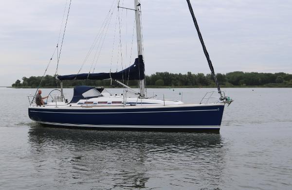 Dehler 39 SQ