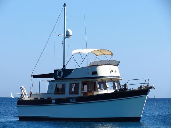 Ostsee Trawler 38