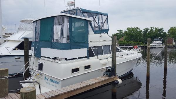 Silverton 34 Motor Yacht 1994 Silverton 34