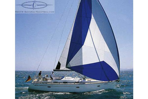 Bavaria 42 Cruiser Manufacturer Provided Image