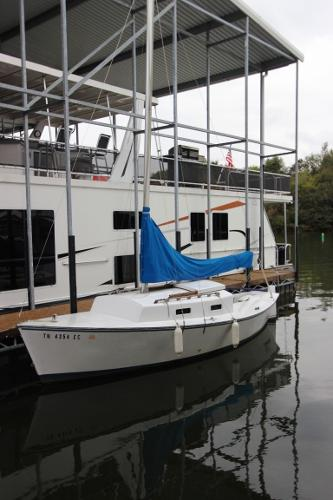 Ken Hankinson  Custom 21' Sailboat