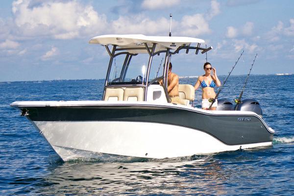Sea Fox 266 Commander Manufacturer Provided Image